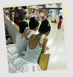 ダンスを通した子供の成長