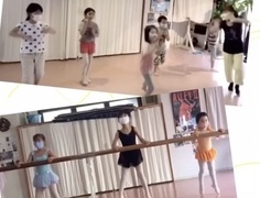 キッズバレエ キッズダンス 3歳〜 生徒募集中 中野区野方のダンスムーヴ