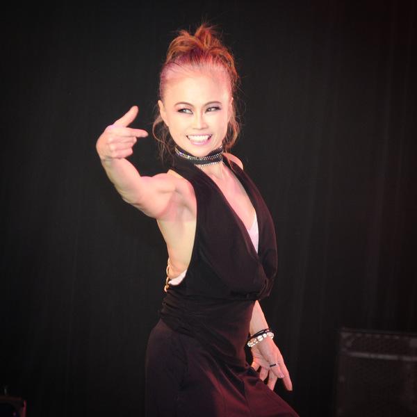 """Dance""""MOVE""""!! Miki Komori お写真頂きました(^^) 中野区野方のダンススタジオ ダンスムーヴ"""