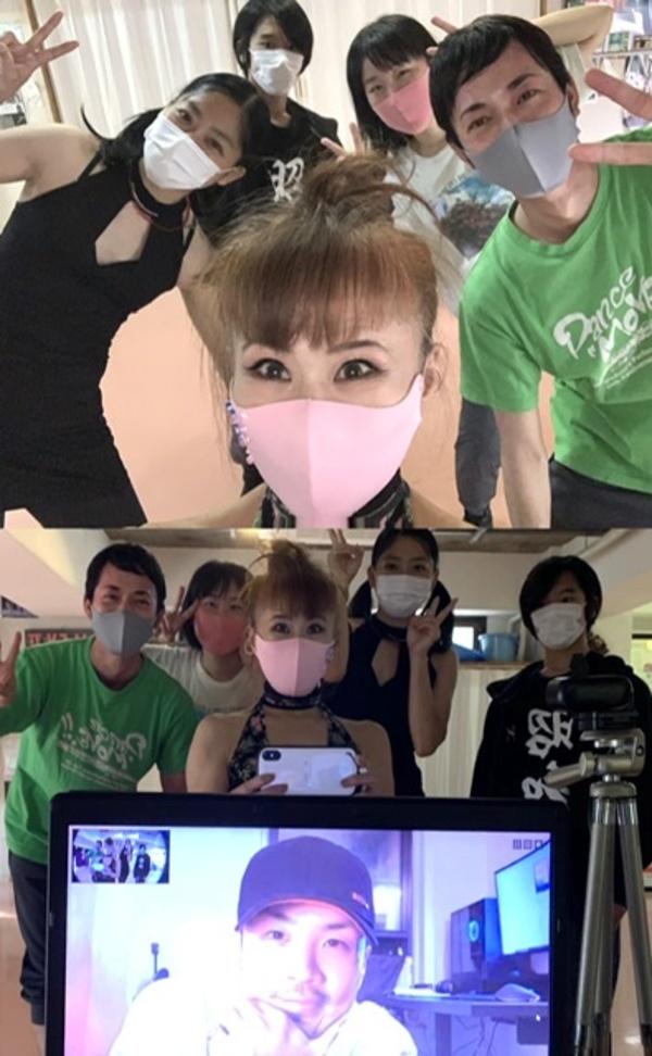 #グレイテストショーマン出演唯一の日本人  YusakuKomori 先生のクラスを毎週スタジオで受けられます。一人一人に丁寧にアドバイス  中野区野方のダンススタジオ ダンスムーヴ